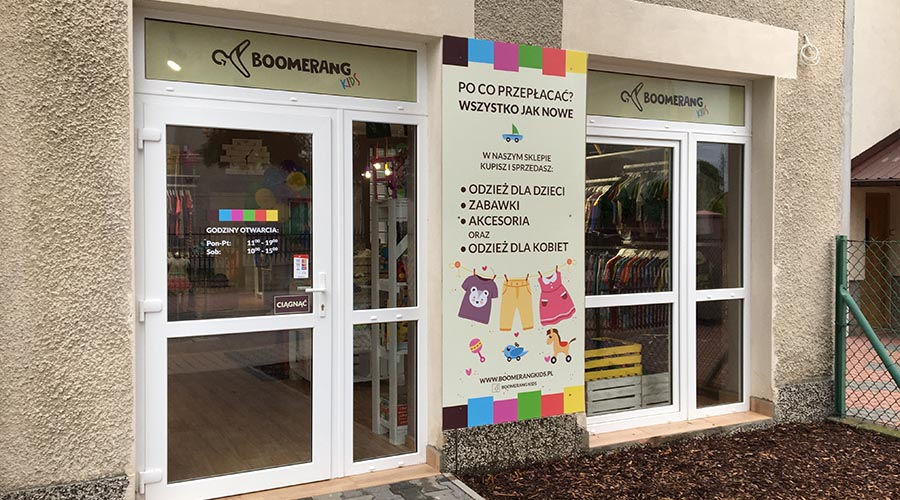176e7cc4151060 ... na dobór najwyższej jakości elementów garderoby dla dzieci, a także ich  mam za niewielką cenę! Boomerang Kids - nowoczesny sklep z odzieżą używaną  ...